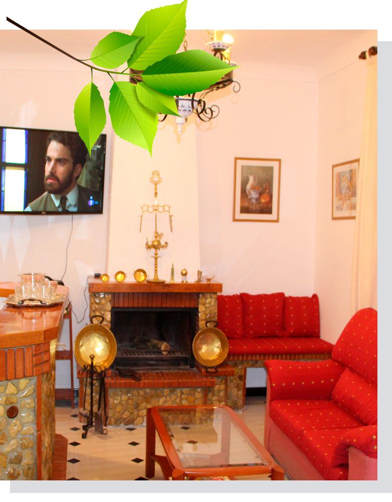 Interior Casa Rural Caminito del Rey
